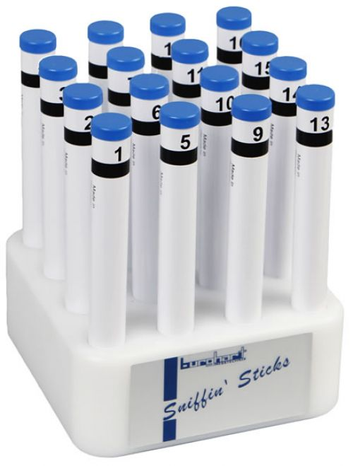 sniffin sticks identification test blue