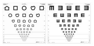 visuskaart lea symbolen JGZ richtlijn-2